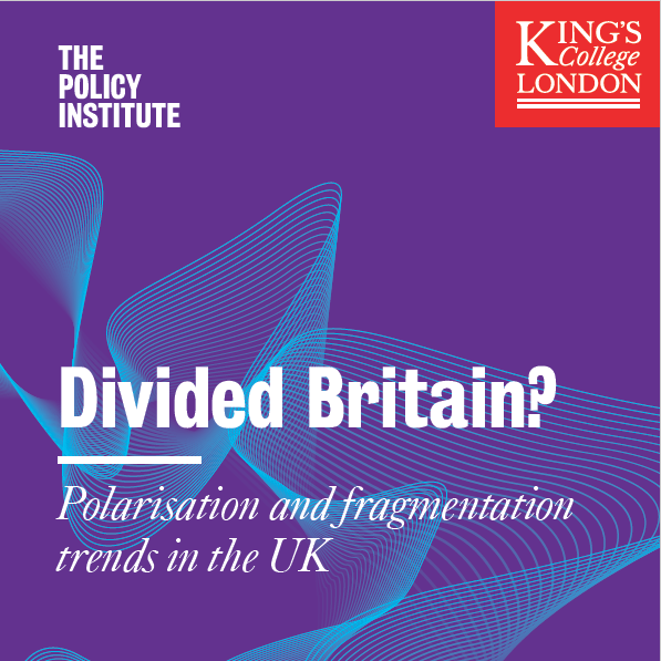 Divided Britain? report cover