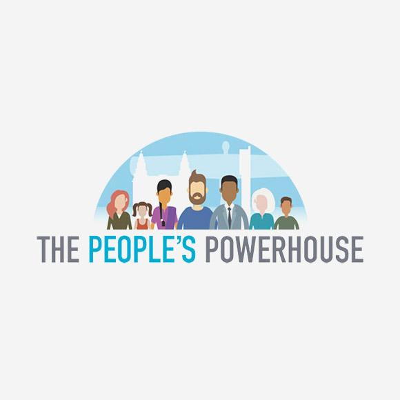 The People's Powerhouse logo